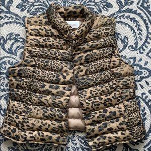 Winter jacket leopard🐯